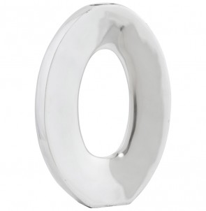 Vaas RING Chroom Aluminium